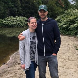 Sarah and Justin - the couple behind Travel Cook Repeat