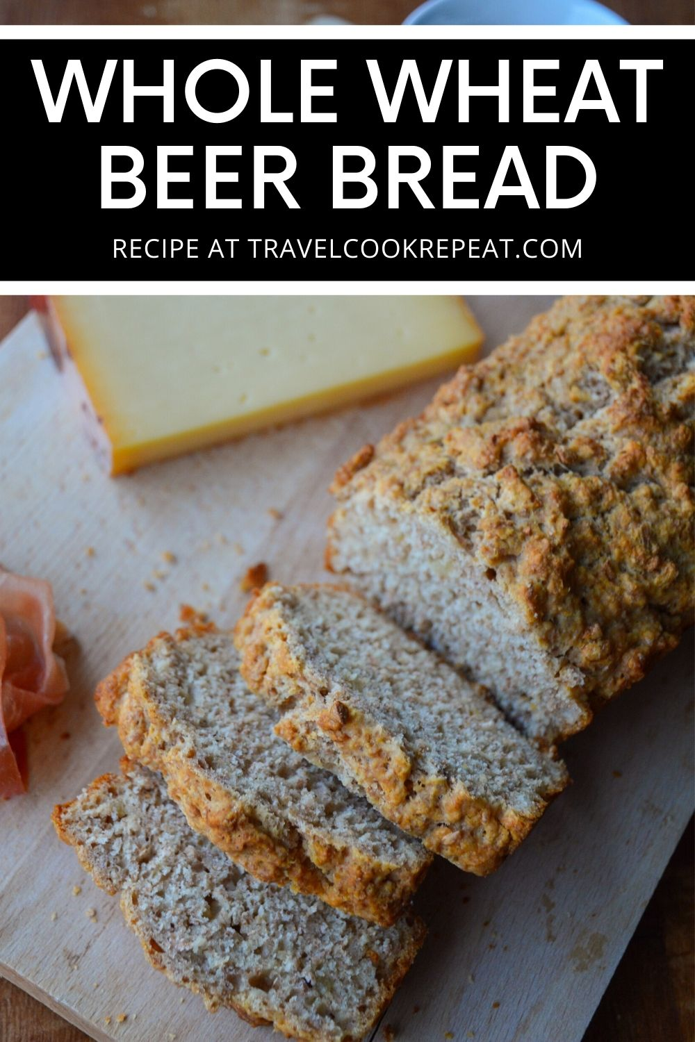The Best Whole Wheat Beer Bread