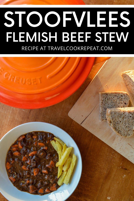 Stoofvlees - Flemish Beef Stew